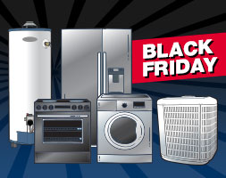 PSE&G WorryFree appliance protection plan Black Friday promotion.